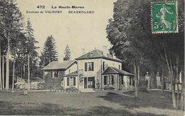 CPA Environs De VIGNORY- BEAUREGARD   (Haute-Marne) 52  - N°472 - Frankreich