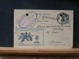 90/730 PUBLIBEL GRIFFE  DERGNEAU  1936 - Langstempel
