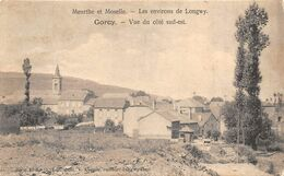 ¤¤  -  GORCY    -  Vue Du Côté Sud-est  -  Les Environs De Longwy     -   ¤¤ - France