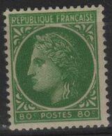 FR 1689 - FRANCE N° 675 Neuf** Cérès De Mazelin - Ungebraucht