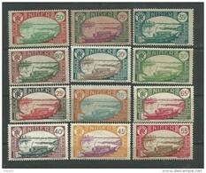 Niger N° 29 / 52  XX  La Série Des  32  Valeurs Sans Charnière, ( Les 49 Et 52 Gomme Coloniale) Sinon TB - Unused Stamps
