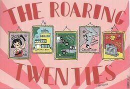 Belg. 2020 - The Roaring Twenties ** (Les Années Folles) - Nuovi