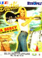 "PUB   CONCERT   "" DOROTHEE  ""  PARIS-BERCY ""   1992 ( 1 ) - Music & Instruments"