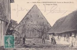 SEINE MARITIME HEURTEAUVILLE VIEILLE FERME LA GRANGE AUX DIMES - Other Municipalities