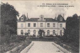44 - LA CHAPELLE SUR ERDRE - LOIRE ATLANTIQUE - CHATEAU DE LA GILLERE - VOIR SCANS - Other Municipalities