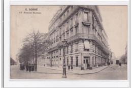 PARIS : E. SORRE, 37 Avenue Kleber - Tres Bon Etat - Otros