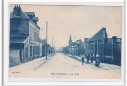 SERY-les-MEZIERES : La Place - Tres Bon Etat - Other Municipalities