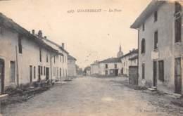 CONDEISSIAT - La Place - Très Bon état - Other Municipalities