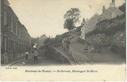 Environs De NAMUR - ST-SERVAIS : Montagne De St-Marc - RARE VARIANTE D.V.D. 9444 - Namur