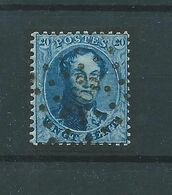 N° 15 OBLITERE LP 263 NAMECHE - 1863-1864 Medallions (13/16)