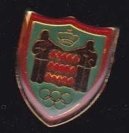 66631-Pin's De Monaco Célébrant Les Jeux Olympiques De Sydney. - Olympische Spelen