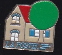 66647-Pin's . La Poste.PTT. - Post