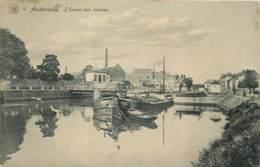 Belgique - Audenaerde - L'Escaut Aux écluses - Oudenaarde
