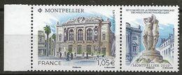 France / 2019 / N° 5332  Vue De La Facade De L'Opera - Francia