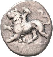 Peloponnes - Sikyon: Sikyonia: Lot 3 Stück; 2 X AR-Hemidrache Sowie Eine Kleinbronze, Schön-sehr Sch - Greche