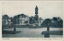 08   Mezieres Monument Albert 1 Er - Altri Comuni
