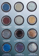 Alle Welt: Titan: 24 Diverse Gedenkmünzen Aus Der Ganzen Welt Aus 990/1000 Titan In Verschiedenen Fa - Monete