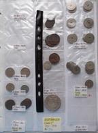 Rumänien: Sammlung Diverser Münzen Aus Rumänien Ab Ca. 1880. Typen Und Jahrgangssammlung. Dabei Auch - Romania