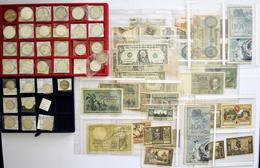 Deutsches Kaiserreich: Interessantes Lot Von Insgesamt 33 Silbermünzen; 8 X 5 Mark, 16 X 3 Mark, 6 X - [ 2] 1871-1918: Deutsches Kaiserreich