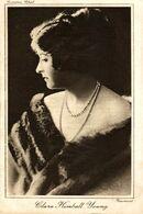 Clara Kimball Young.  8.5*13.5 Cm // Plain Back - Attori