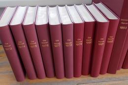 """Literatur: Eine Einzigartige Sammlung, Die Jede Numismatische Bibliothek Bereichert. Von 1974-1982 """" - Literatur & Software"""
