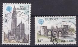 Belgie Gest YT° 1891-1892 - Gebruikt
