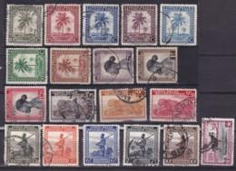 Belgich Congo YT° 228-267 - 1923-44: Used
