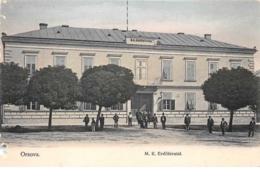 Roumanie - N°60885 - Orsova - M.K. Erdöhivatal - Carte Vendu En L'état - Romania