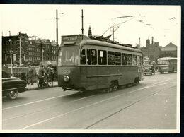 Amsterdam, Foto, 2 Stück, Strassnbahn, TRAM, Linie 9 U. 17 - Amsterdam