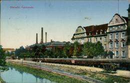 PL GLIWICE / Gleiwitz - Fabrikstrasse / CARTE COULEUR - Poland