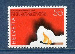 Suisse - YT N° 1212 - Neuf Sans Charnière - 1984 - Ongebruikt