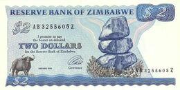 ZIMBABWE  P. 1c  2 D 1994 UNC - Zimbabwe
