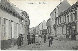 Leupegem - Dorpstraat - Brouwerij De Bisschop. - Oudenaarde