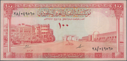 Saudi Arabia  / Saudi Arabien: 100 Riyals AH1379 (1961), P.10b, Very Nice And Atractive Note With Th - Saudi Arabia