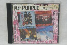 """CD """"Deep Purple"""" Singles A's & B's - Rock"""