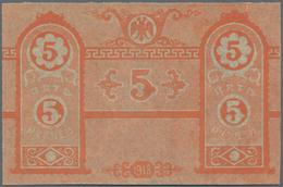 Ukraina / Ukraine: Album With 39 Banknotes And Regional Issues Of The Crimea And Odessa Area Compris - Oekraïne