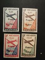 FRANCE LIBRE REUNION 1938 AERIENNE MNH @@@ - Luftpost