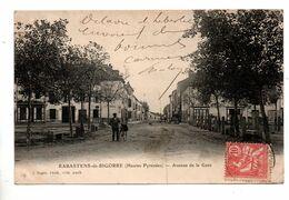 65 - RABASTENS-DE-BIGORRE .AVENUE DE LA GARE - Réf. N°10270 Bis - - Rabastens De Bigorre