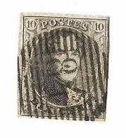 10 Mouscron 84 - 1858-1862 Medallones (9/12)