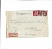 Brief Aus Oberkirchen 1944 - Germany