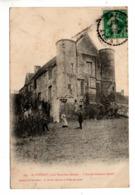 02 - SAINT-THIBAUT Près De Bazoches . L'Ancien Château Féodal - Réf. N°10276 - - Autres Communes