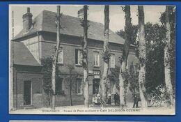 WOIGNARUE     Café DELOISON-OZENNE    Animées - Other Municipalities