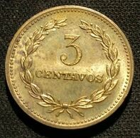 EL SALVADOR - 3 CENTAVOS 1974 - KM 148 - El Salvador