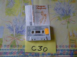 HUGUES AUFRAY K7 AUDIO VOIR PHOTO...ET REGARDEZ LES AUTRES (PLUSIEURS) - Audio Tapes