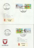 śchweiz R-cv*2 8472 6235 - Postmark Collection