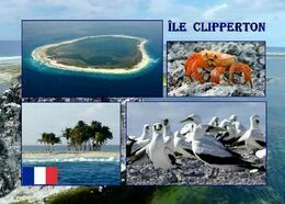 Clipperton Island Multiview New Postcard - Autres