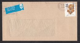 South West Africa SWA: Airmail Cover, 1990, 1 Stamp, Mineral, Wulfenite (stamp Is Damaged) - África Del Sudoeste (1923-1990)
