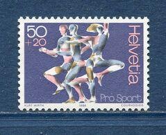 Suisse - YT N° 1243 - Neuf Sans Charnière - 1986 - Ongebruikt