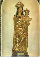 COTIGNAC - La Vierge Du Sanctuaire Notre Dame De Grâces - Cotignac