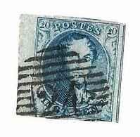 Nr 11  Bladrand - 1858-1862 Medallones (9/12)